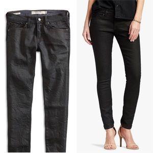 *NWOT Selvedge Lucky Brand Charlie Skinny Jeans